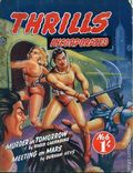 Thrills Incorporated (1950-1952 Transport) Pulp 6