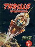 Thrills Incorporated (1950-1952 Transport) Pulp 8