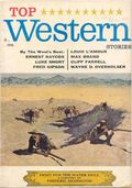 Top Western Stories (1964 Popular Library) Pulp 1964
