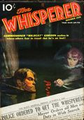 Whisperer (1936-1937 Street & Smith) Pulp 1st Series Vol. 1 #2