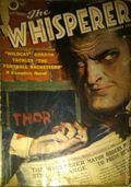 Whisperer (1936-1937 Street & Smith) Pulp 1st Series Vol. 1 #3