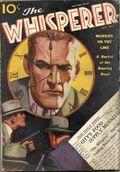 Whisperer (1936-1937 Street & Smith) Pulp 1st Series Vol. 2 #2