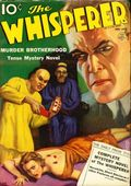 Whisperer (1936-1937 Street & Smith) Pulp 1st Series Vol. 3 #1