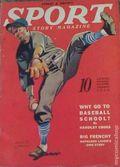 Sport Story Magazine (1923-1943 Street & Smith) Pulp Vol. 63 #1