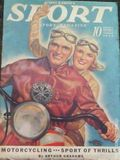 Sport Story Magazine (1923-1943 Street & Smith) Pulp Vol. 64 #2