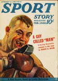Sport Story Magazine (1923-1943 Street & Smith) Pulp Vol. 65 #4