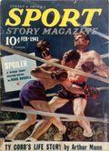 Sport Story Magazine (1923-1943 Street & Smith) Pulp Vol. 67 #4