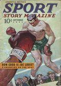 Sport Story Magazine (1923-1943 Street & Smith) Pulp Vol. 68 #5