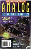 Analog Science Fiction/Science Fact (1960-Present Dell) Vol. 120 #7-8