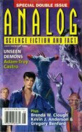 Analog Science Fiction/Science Fact (1960-Present Dell) Vol. 122 #7-8
