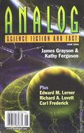 Analog Science Fiction/Science Fact (1960-Present Dell) Vol. 126 #6