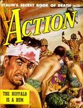 Action (1953 Picture Magazines) Vol. 1 #2