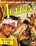 Action (1953 Picture Magazines) Vol. 1 #2