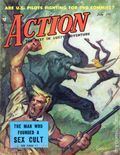 Action (1953 Picture Magazines) Vol. 1 #3