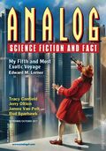 Analog Science Fiction/Science Fact (1960-Present Dell) Vol. 137 #9-10
