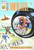 Los 4 Fantasticos (Spanish 1977-1980 Mundi Comics/Ediciones Vertice - 3rd Series) Fantastic Four Vol. 3 #21