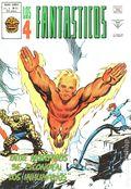 Los 4 Fantasticos (Spanish 1977-1980 Mundi Comics/Ediciones Vertice - 3rd Series) Fantastic Four Vol. 3 #25