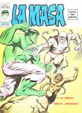 Incredible Hulk (Spanish Series 1970 La Masa - Ediciones Vertice) Vol. 2 #4 (180-181)