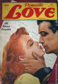 Romantic Love Stories (1946-1948 Columbia Publications) Pulp Vol. 11 Issue 3