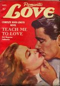 Romantic Love Stories (1946-1948 Columbia Publications) Pulp Vol. 13 Issue 1