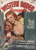 Western Rodeo Romances (1950-1951 Standard Magazines) Pulp Vol. 14 #3