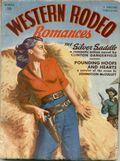 Western Rodeo Romances (1950-1951 Standard Magazines) Pulp Vol. 15 #1