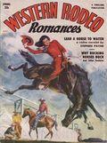 Western Rodeo Romances (1950-1951 Standard Magazines) Pulp Vol. 15 #2