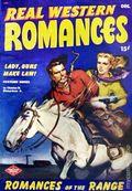 Real Western Romances (1949-1951 Columbia Publications) Pulp 1st Series Vol. 1 #1