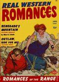 Real Western Romances (1949-1951 Columbia Publications) Pulp 1st Series Vol. 1 #2