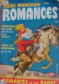 Real Western Romances (1949-1951 Columbia Publications) Pulp 1st Series Vol. 1 #3