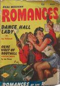 Real Western Romances (1949-1951 Columbia Publications) Pulp 1st Series Vol. 1 #4