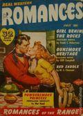 Real Western Romances (1949-1951 Columbia Publications) Pulp 1st Series Vol. 1 #5