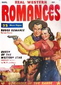 Real Western Romances (1949-1951 Columbia Publications) Pulp 1st Series Vol. 1 #6