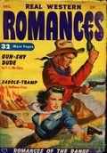 Real Western Romances (1949-1951 Columbia Publications) Pulp 1st Series Vol. 2 #1