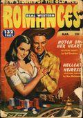 Real Western Romances (1949-1951 Columbia Publications) Pulp 1st Series Vol. 2 #2