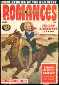 Real Western Romances (1949-1951 Columbia Publications) Pulp 1st Series Vol. 2 #3