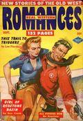 Real Western Romances (1949-1951 Columbia Publications) Pulp 1st Series Vol. 2 #4