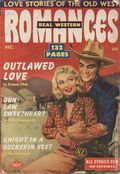 Real Western Romances (1949-1951 Columbia Publications) Pulp 1st Series Vol. 2 #5
