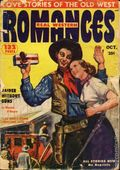 Real Western Romances (1952-1957 Columbia Publications) Pulp 2nd Series Vol. 3 #2