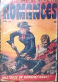 Real Western Romances (1952-1957 Columbia Publications) Pulp 2nd Series Vol. 4 #1
