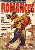 Real Western Romances (1952-1957 Columbia Publications) Pulp 2nd Series Vol. 4 #3
