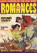 Real Western Romances (1952-1957 Columbia Publications) Pulp 2nd Series Vol. 4 #4
