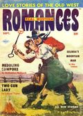 Real Western Romances (1952-1957 Columbia Publications) Pulp 2nd Series Vol. 4 #5