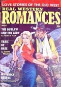 Real Western Romances (1952-1957 Columbia Publications) Pulp 2nd Series Vol. 4 #6