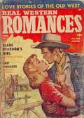 Real Western Romances (1952-1957 Columbia Publications) Pulp 2nd Series Vol. 5 #1