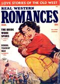 Real Western Romances (1952-1957 Columbia Publications) Pulp 2nd Series Vol. 5 #2