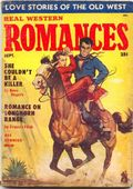 Real Western Romances (1952-1957 Columbia Publications) Pulp 2nd Series Vol. 5 #5
