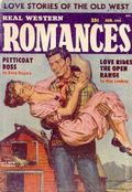 Real Western Romances (1952-1957 Columbia Publications) Pulp 2nd Series Vol. 6 #1