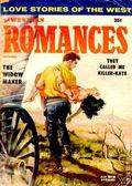 Real Western Romances (1952-1957 Columbia Publications) Pulp 2nd Series Vol. 6 #5