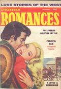 Real Western Romances (1952-1957 Columbia Publications) Pulp 2nd Series Vol. 6 #6